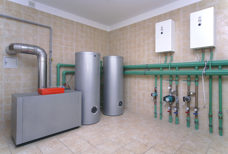 hot water system