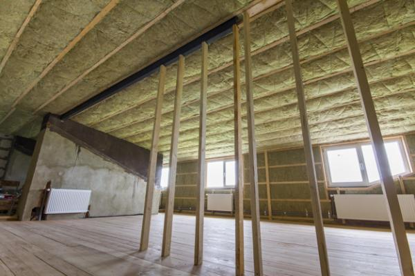 Types of Insulation Applicable to Your Ceiling
